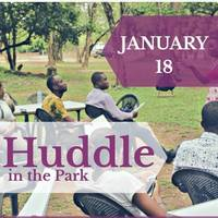 Huddle In The Park