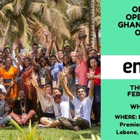 Official opening of Ghana enpact office + Startup Community Meet and Greet!