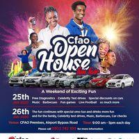 CFAO Open House Fun Fair