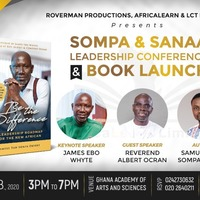 Sompa & Sanaa Leadership Conference & book launch