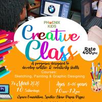 Phoenix Kids Saturday Class (Creative Class)