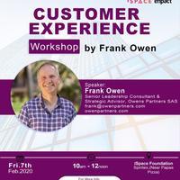 Customer Experience Workshop by Frank Owen