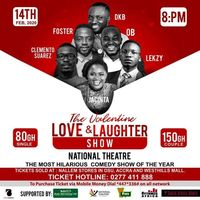 The Valentine Love & Laughter Show