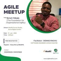 Agile Meet Up