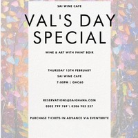 VAL'S DAY SPECIAL