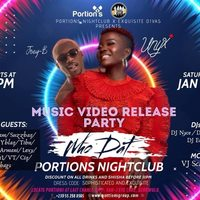 Music Video Release Party At Portions Nightclub