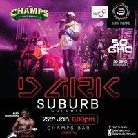 DARK SUBURB concert