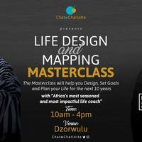Life Design & Mapping Masterclass with Lanre Olusola, Ghana Edition