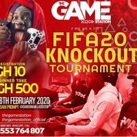 FIFA20 Knockout Tournament