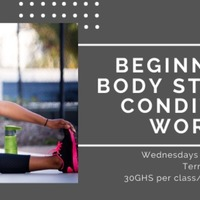 Beginner Full Body Strength & Conditioning Workout