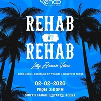 REHAB AT REHAB - Litty Beach Vibes