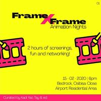Frame x Frame Animation Nights 01