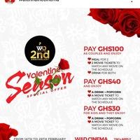 Valentine Season Special Offer