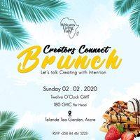 Creators Connect Brunch