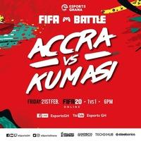 FIFA BATTLE - ACCRA VS KUMASI