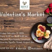 Valentine's Market