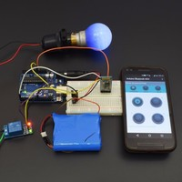 One Day Workshop On Home Automation Using Arduino And Bluetooth