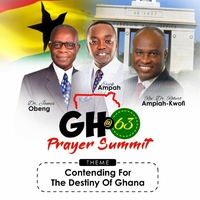 GHANA @ 63 PRAYER SUMMIT