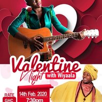 Valentine Night with Wiyaala