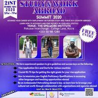STUDY & WORK ABROAD SUMMIT 2020