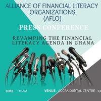 ALLIANCE OF FINANCIAL LITERACY ORGANIZATIONS (AFLO) PRESS CONFERENCE