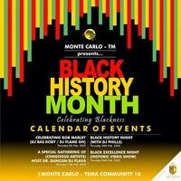 BLACK HISTORY MONTH - Celebrating Blackness