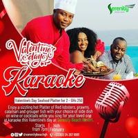 Valentine's day Karaoke