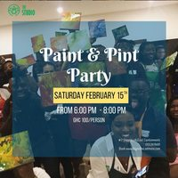 Paint and Pint Party