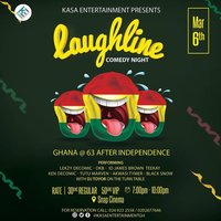 Laughline Comedy Night