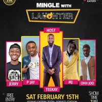 Mingle with Laughter