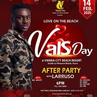 LOVE ON THE BEACH - Vals Day