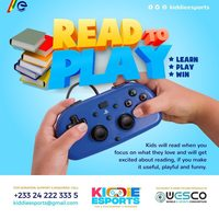 READ TO PLAY SCHOOLS TOUR