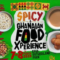 SPICY - A GHANAIAN FOOD XPERIENCE