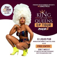 KING OF THE QUEENS - EP TOUR PHASE2
