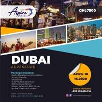 Dubai Adventure by Aspire Destinations