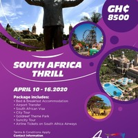 South Africa Thrill by Aspire Destinations