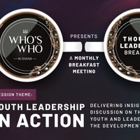 Kick-Off: Thought Leadership Breakfast #1 -  Youth & Leadership  in Action