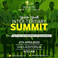 YALDA INTER-TERTIARY YOUTH SUMMIT
