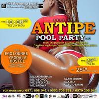 Antipé Pool Party