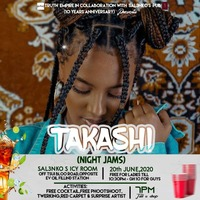 Takashi Night