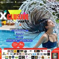 EXCLUSIVE POOL PARTY