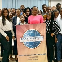 East Legon Toastmasters Club Meeting