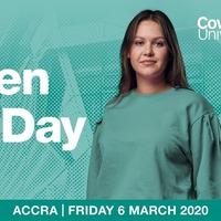 Accra Open Day - Conventry University