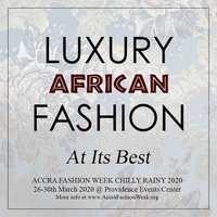 LUXURY AFRICAN FASHION