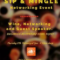 SIP and MINGLE