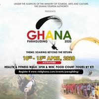2020 Ghana Paragliding Festival