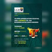 UGBS Alumni Appreciation Cocktail&Launch of the Business Excellence Awards