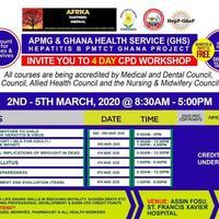 APMG Regional CPD Workshop