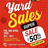 NayasGlitz Yardsales (Super 50% off)