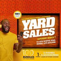 Yard SaleGH